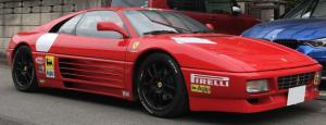 自動車 Ferrari348 スーパーカー